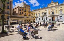 Els bars de Tarragona protestaran contra l'horari de tancament de les terrasses