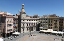 Una imagen de archivo del Ayuntamiento de Reus.