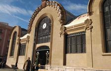 La façana del Mercat Central de Tarragona.