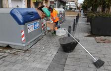 Tarragona ha llençat 550 quilos més de vidre al dia durant el confinament