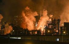 «Tardaron 32 minutos en confirmar que la explosión fue en IQOXE»