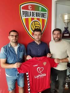 El CF Pobla de Mafumet B tendrá dos entrenadores el próximo curso