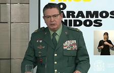 El BOE publica los nombramientos de los números dos y tres de la Guardia Civil