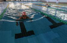 Vuelve la actividad en las piscinas con natación mediante cita previa