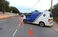 La Policia Local de Roda de Berà deté tres persones en dos intents de robatori en una nit