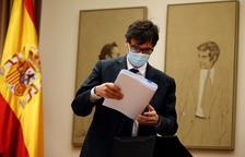 Sanitat repartirà un milió de mascaretes destinades a l'atenció de col·lectius vulnerables