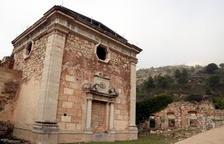 Empieza la rehabilitación de la iglesia y el claustro mayor de la Cartuja de Escaladei