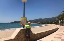 Un servicio de informadores velará por el cumplimiento de la normativa en las playas de Hospitalet de l'Infant