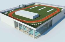 Dues empreses s'interessen en construir i explotar la piscina coberta de Reus
