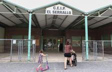 Escassa afluència d'alumnes en la reobertura d'escoles a Tarragona