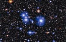 Las estrellas calientes están llenas de manchas magnéticas gigantes