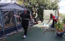 Satisfacción entre los campings de Tarragona que ya han abierto a pesar de la baja ocupación