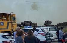Una tarragonina al tren descarrilat de Zamora: «Han començat a petar els vidres i les maletes han sortit volant»