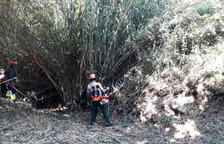 Valls acoge su primer campo de trabajo de la Generalitat para recuperar el entorno de los torrentes