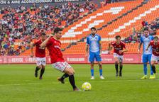 El Gimnàstic busca porter, lateral esquerre, migcampista i dos sub-23