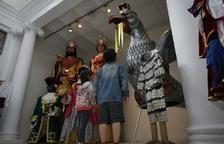 Las visitas a la exposición la Casa de la Fiesta de Valls se tendrán que hacer con cita previa