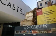 Valls saca a licitación la recuperación y consolidación de los arcos góticos de la zona del Museo Casteller