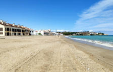 La Bandera Blava onejarà de nou a la platja d'Altafulla aquest estiu