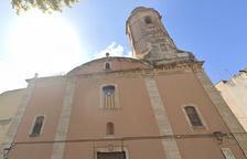 Llum verda a la reparació de la coberta i voltes de l'antiga església de Sant Francesc de Valls