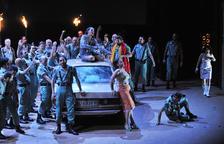 El primer acte públic al Morell postcovid-19 serà la projecció d'una òpera al jardí de l'Ajuntament