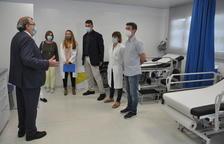 Entra en servei el centre de salut Botafoc del Vendrell, tres mesos abans del previst