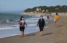 Altafulla i el Vendrell també tancaran la platja per la revetlla de Sant Joan