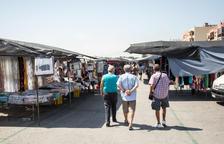 Les parades de roba dels mercadets de Tarragona reobren aquest divendres
