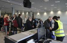 L'Aeroport de Reus es queda sense turistes fins al juliol per la crisi sanitària