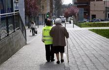 Recomanen que els malalts d'Alzheimer vagin sempre acompanyats per evitar desorientacions