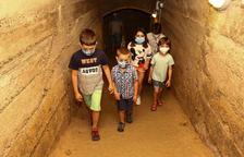 Valls inaugura el calendario de fiestas del solsticio de verano con un Sant Joan atípico