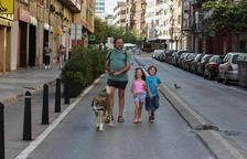 L'Ajuntament de Reus manté els àmbits segurs per a vianants fins a l'agost