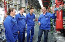 BASF gana el IV Premio Alianza para la FP Dual en la categoría de Gran Empresa