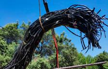 Detingut per sostreure uns 90.000 euros en cable telefònic al Tarragonès