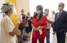 L'Aragó situa l'origen dels rebrots de coronavirus en empreses fructícoles més que a una festa