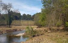 La ACA destina más de 315.300 euros para adecuar los cauces de cursos fluviales en Tarragona