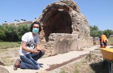 Torredembarra quiere hacer visitables las villas romanas del Moro