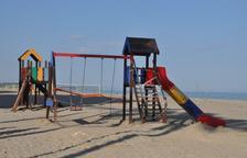 Torredembarra reabre los parques infantiles este fin de semana
