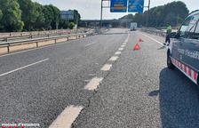 Conduce bebido por la A-7 en Tarragona y pone en peligro la vida de un mosso