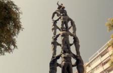 El monumento de los castellers de Tarragona se cuela en el nuevo videoclip de Macaco dedicado a Barcelona