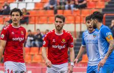 El Nàstic tanca la temporada de forma oficial amb quatre baixes