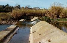 La ACA impulsa la mejora de la estación de control de caudal del río Francolí en Tarragona