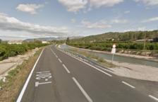 Muere un ciclista de 19 años atropellado en la T-301 en Tortosa