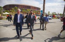 El PSC de Tarragona vol garanties jurídiques per assegurar la cessió del Palau d'Esports