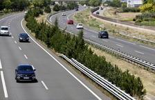 Cotxes van de Lleida a Barcelona.
