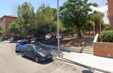 El carrer Riu Llobregat de Campclar, a Tarragona.