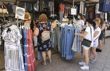 Els marxants de Reus es quedaran amb el 75% de parades definitivament