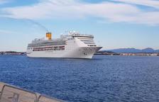 El Costa Victoria no volverá a Tarragona y así la ciudad perderá a 20.000 cruceristas