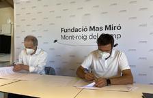 Mas Miró y Cruz Roja quieren abrir la residencia de verano a Mont-roig a personas en riesgo de vulnerabilidad