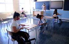 Selectividad de proximidad para 120 alumnos de la Ribera d'Ebre, la Terra Alta y el Priorat