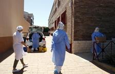 Investigadors de la UPC constaten que s'ha actuat abans a Barcelona que a Lleida en termes d'evolució epidemiològica